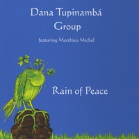 Dana Tupinamba CD Rain of Peace